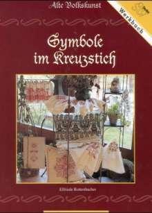 Elfriede Rottenbacher: Symbole im Kreuzstich, Buch