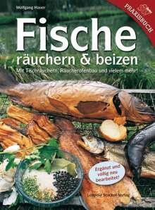 Wolfgang Hauer: Fische räuchern und beizen, Buch