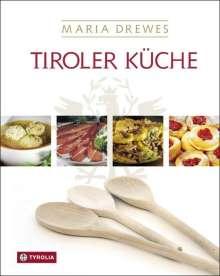 Maria Drewes: Tiroler Küche, Buch