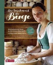 Susanne Schaber: Der Geschmack der Berge, Buch