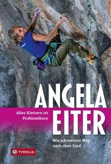 Angela Eiter: Alles Klettern ist Problemlösen, Buch