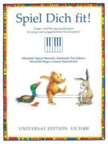 Elisabeth Monarth: Spiel Dich fit !, Noten