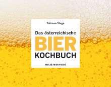 Taliman Sluga: Das österreichische Bier-Kochbuch, Buch