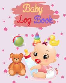 Michael Green Press: Baby Log Book, Buch