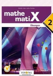 Emmerich Boxhofer: mathematiX - Übungen - 2. Übungsaufgaben, Buch