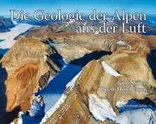 Kurt Stüwe: Die Geologie der Alpen aus der Luft, Buch