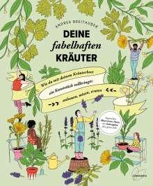 Andrea Breithuber: Dein fabelhafter Kräuterzirkus, Buch