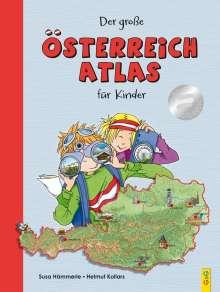 Susa Hämmerle: Der neue Österreich-Atlas für Kinder, Buch