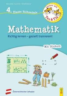 Isabella Benischek: Lernen mit Teo und Tia Mathematik - 4. Klasse Volksschule, Buch