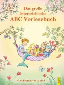 Jutta Treiber: Das große ABC-Vorlesebuch, Buch
