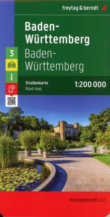 Deutschland 03 Baden-Württemberg 1 : 200 000, Diverse