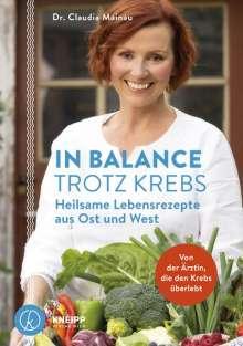 Claudia Mainau: In Balance trotz Krebs, Buch
