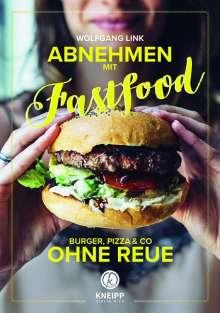 Wolfgang Link: Abnehmen mit Fastfood, Buch