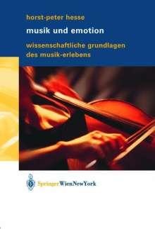 Horst-Peter Hesse: Musik und Emotion, Buch