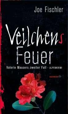 Joe Fischler: Veilchens Feuer, Buch