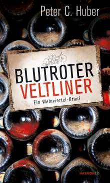 Peter C. Huber: Blutroter Veltliner, Buch