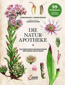 Karin Buchart: Die Natur-Apotheke, Buch