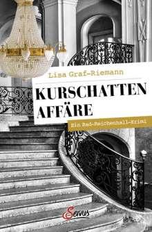 Lisa Graf-Riemann: Kurschatten-Affäre, Buch