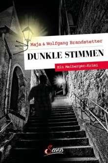Maja Brandstetter: Dunkle Stimmen, Buch