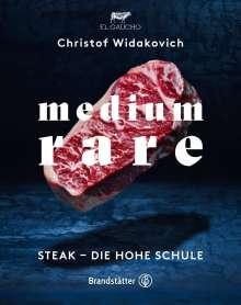 Medium Rare, Buch