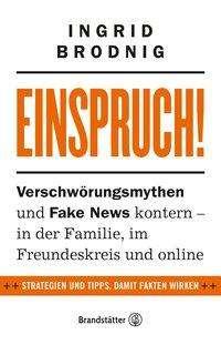 Mag. Ingrid Brodnig: Einspruch!, Buch