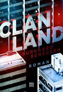 Burkhard Benecken: Clan-Land, Buch