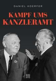 Daniel Koerfer: Kampf ums Kanzleramt, Buch