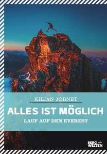 Kilian Jornet: Alles ist möglich, Buch