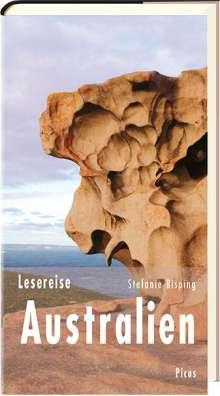 Stefanie Bisping: Lesereise Australien, Buch