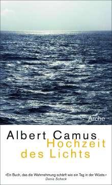 Albert Camus: Hochzeit des Lichts Neu, Buch