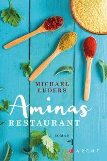 Michael Lüders: Aminas Restaurant, Buch