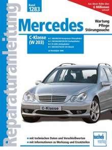 Rainer Althaus: Mercedes-Benz C-Klasse (W 203), Buch