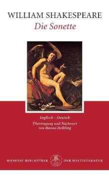 William Shakespeare: Die Sonette, Buch