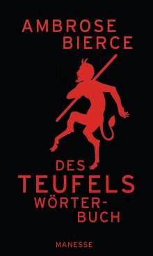 Ambrose Bierce: Des Teufels Wörterbuch, Buch
