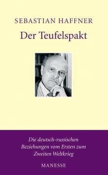 Sebastian Haffner: Der Teufelspakt, Buch