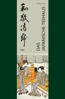 Wolfgang Fehrer: Das japanische Teehaus, Buch