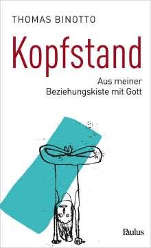 Thomas Binotto: Kopfstand, Buch