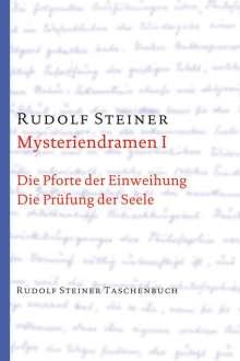 Rudolf Steiner: Mysteriendramen I, Buch