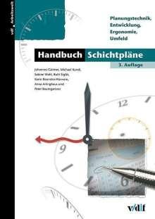 Johannes Gärtner: Handbuch Schichtpläne, Buch