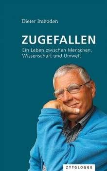 Dieter Imboden: Zugefallen, Buch