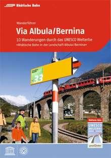Stefan Barandun: Via Albula/Bernina, Buch