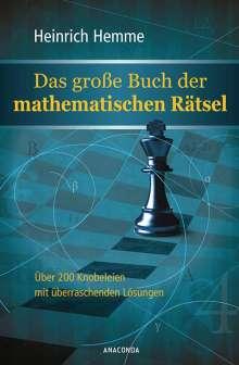 Heinrich Hemme: Das große Buch der mathematischen Rätsel, Buch