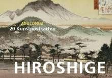 Utagawa Hiroshige (Ando): Postkartenbuch Utagawa Hiroshige, Buch