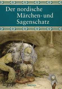 Der nordische Märchen- und Sagenschatz, Buch