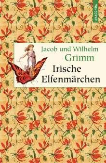 Jacob Grimm: Irische Elfenmärchen, Buch