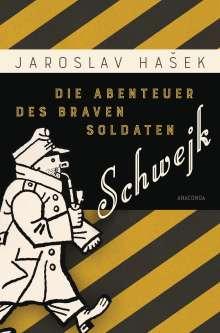 Jaroslav Hasek: Die Abenteuer des braven Soldaten Schwejk, Buch