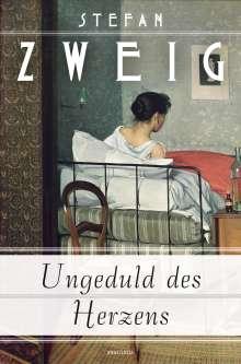 Stefan Zweig: Ungeduld des Herzens, Buch