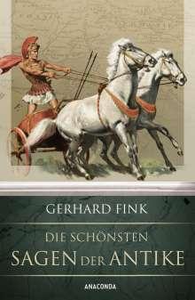 Gerhard Fink: Die schönsten Sagen der Antike, Buch