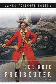James Fenimore Cooper: Der rote Freibeuter, Buch