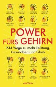 Power fürs Gehirn, Buch